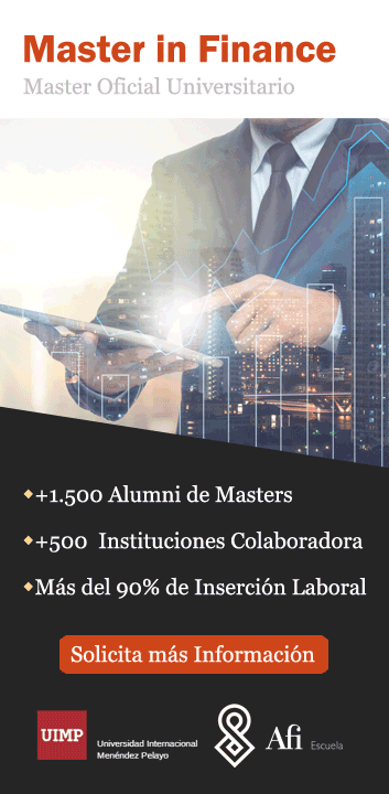 Master in Banking & Finance